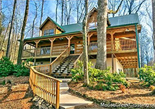 three bedroom cabin pigeon forge